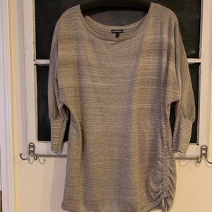 Express Gold Sweater - L